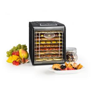 Fruit Jerky 9 Desecador automático Deshidratado Timer 9 rejillas 600-700W negro 9 bandejas