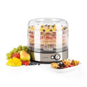 Fruitower M Deshidratador automático 35-70ºC 5 estantes 200-240W 5 bandejas