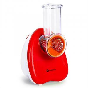 Food Slicer - Máquina eléctrica para cortar y rallar 150 W rojo